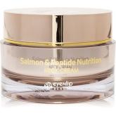 Крем для шеи с лососевым маслом и пептидами Eyenlip Salmon and Peptide Nutrition Neck Cream