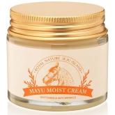 Крем для лица с лошадиным маслом Scinic Mayu Moist Cream