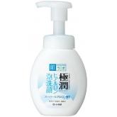 Нежная пенка для умывания с гиалуроновой кислотой Hada Labo Gokujyun Foaming Face Wash