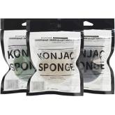 Спонж для умывания Silstar Konjac Sponge