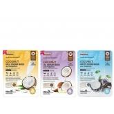 Маска для лица с кокосовым молоком и пробиотиками MBeauty Coconut Mask With Probiotics