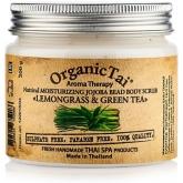 Скраб для тела Organic Tai Aroma Therapy Natural Moisturizing Jojoba Bead Body Scrub