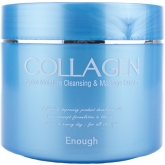 Массажный увлажняющий крем Enough Collagen Hydro Moisture Cleansing And Massage Cream