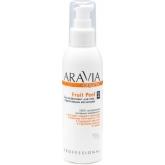 Гель-эксфолиант для тела с фруктовыми кислотами Aravia Professional Fruit Peel