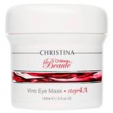 Маска для кожи вокруг глаз Christina Chateau de Beaute Vino Eye Mask