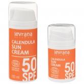 Солнцезащитный крем Levrana Солнцезащитный крем для тела Календула 50 SPF