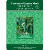 Листовая маска огуречная Mijin Cosmetics Cucumber Essence Mask