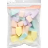 Набор косметических спонжей Missha Fresh Colorful Makeup Sponge 25 pcs