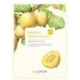 Маска для лица с экстрактом киви тканевая The Saem Natural Gold Kiwi Mask Sheet