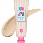 База под макияж с матирующим эффектом Holika Holika Sweet Cotton Pore Cover Base