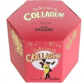 Маска антивозрастная Baviphat Urban Dollkiss Delicious Collagen Jelly Pack