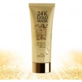 Омолаживающая маска для лица с золотом Baviphat Urban Dollkiss Agamemnon 24K Gold Mask