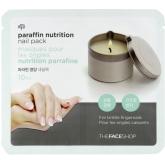 Питательная маска с парафином для ногтей The Face Shop Nutrition Paraffin Nail Pack
