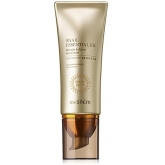 Антивозрастной солнцезащитный крем The Saem Snail Essential EX Wrinkle Solution Sun Cream SPF 50+ PA+++