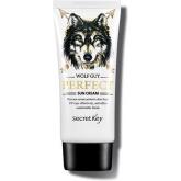 Мужской солнцезащитный крем Secret Key Wolf Guy Perfect Sun Cream