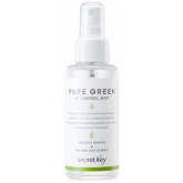 Мист для проблемной кожи лица Secret Key Pure Green AC Control Mist