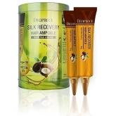 Ампульная сыворотка для волос Deoproce Silk Recovery Hair Ampoule