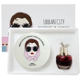 Набор: кушон + тинт Baviphat Urban City UV Contact Cover Cushion
