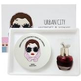 Набор: кушон + тинт Baviphat Urban City UV Contact Cover Cushion