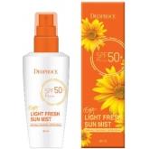 Освежающий мист с фактором защиты от ультрафиолета Deoproce Easy Light Fresh Sun Mist SPF50+ PA+++