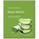 Гидро-гелевые патчи с экстрактом кокоса Nature Republic Coconut Bio-Skin Patch Multi