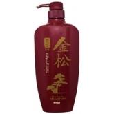 Укрепляющий шампунь с травами Newgen Gold Shipping Herbal Shampoo