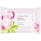 Очищающие салфетки для снятия макияжа с глаз и губ It's Skin Mango White Lip And Eye Remover Tissue