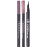 Подводка для глаз It's Skin It's Top Professional No Smudge Brush Pen Eyeliner