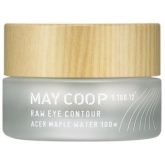 Крем для век с кленовым соком May Coop Raw Eye Contour