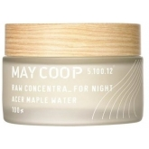 Увлажняющий ночной крем с кленовым соком May Coop Raw Concentra for Night