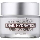 Увлажняющий крем для лица с муцином улитки Celranico Return To Nature Snail Hydration Premium Cream