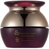 Премиум-крем для лица с женьшенем Eunyul Premium Cream