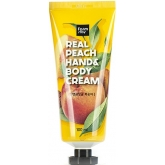 Крем для рук и тела с персиком FarmStay Real Hand and Body Cream