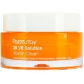 Крем с витаминами FarmStay Dr V8 Solution Vitamin Cream