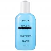 Жидкость для бережного снятия гель-лака Limoni Gentle Gel Polish Remover