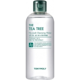 Мицеллярная вода с экстрактом чайного дерева Tony Moly The Tea Tree No Wash Cleansing Water