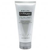 Осветляющий пилинг-гель для лица с коллагеном 3W Clinic Collagen Whitening Peeling Gel