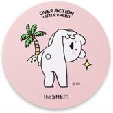 Сменный футляр для тональной основы-кушон The Saem Over Action Little Rabbit Eco Soul Power Stay Cushion Case