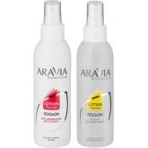 Лосьон для ухода за кожей после депиляции Aravia Professional Lotion Post-epil