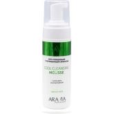Очищающий мусс с алоэ вера и аллантоином Aravia Professional Cool Cleansing Mousse Gentle Skin