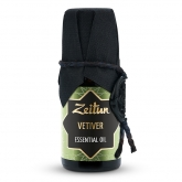 Масло ветивера эфирное натуральное Zeitun Vetiver Essential Oil