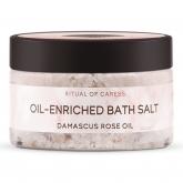 Ароматическая соль для ванн с дамасской розой и маслом персика Zeitun Ritual of Caress Oil-Enriched Bath Salt
