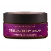 Чувственный крем для тела с жасмином и натуральным афродизиаком Zeitun Ritual of Seduction Sensual Body Cream