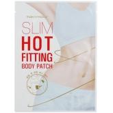 Пластырь для похудения с разогревающим эффектом Tony Moly  Slim Hot Fitting Patch