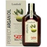 Аргановое масло для волос Lombok Perfect Argan Oil