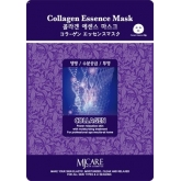 Листовая маска с коллагеном Mijin Cosmetics Collagen Essence Mask