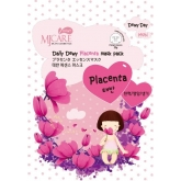 Плацентарная маска Mijin Cosmetics Mj Care Daily Dewy Placenta Mask Pack