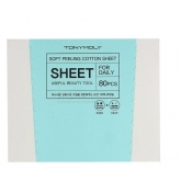 Хлопковые диски Tony Moly Soft Cotton Peeling Sheet
