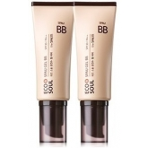 Гелевый ББ-крем для лица The Saem Eco Soul Spau Gel BB SPF30 PA++