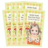 Пластыри против акне The Saem  Secret Pure Nose Clear Patch Set